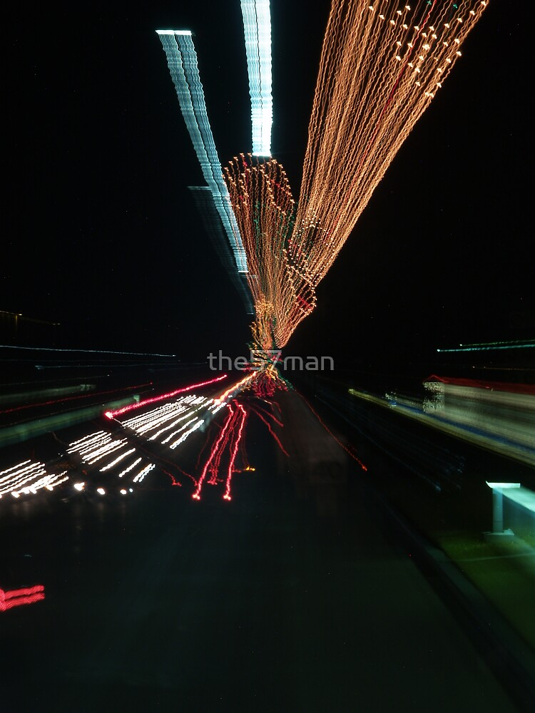 Christmas in warp speed by the57man