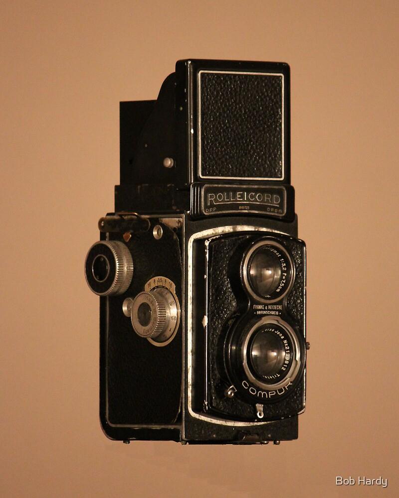 Rolleicord by Bob Hardy