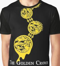 The Golden Crown Graphic T-Shirt