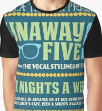 Live at Fourside Graphic T-Shirt