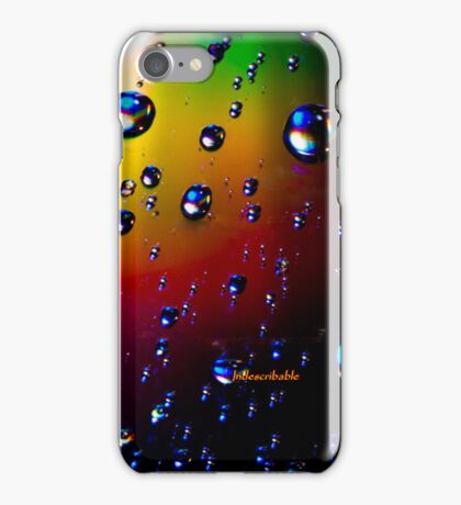 Indescribable iPhone Case/Skin