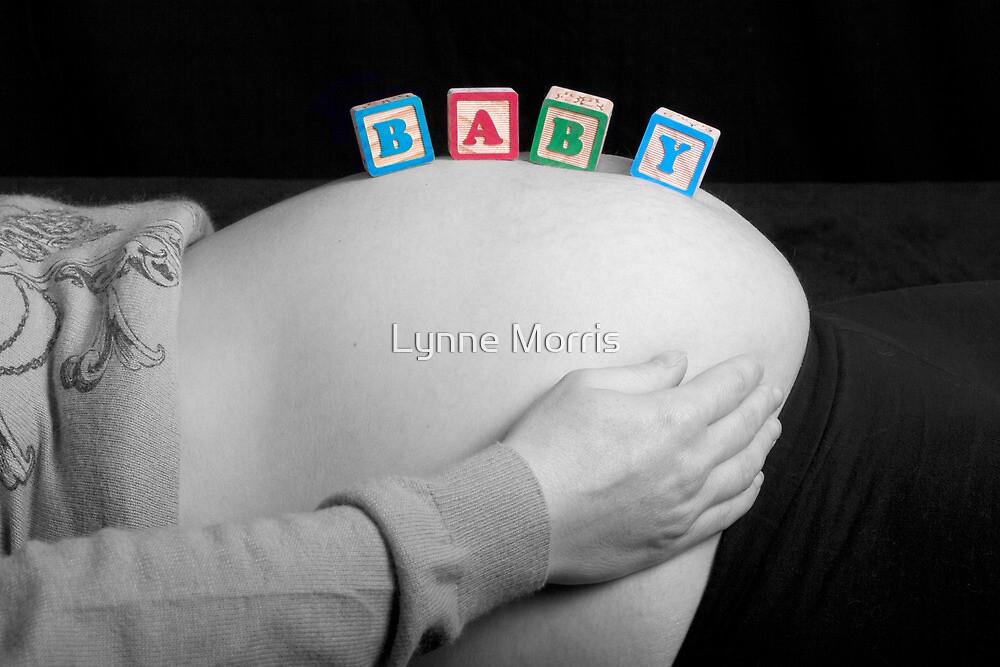 Baby by Lynne Morris