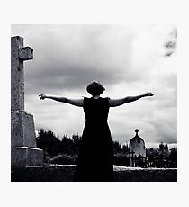 The Cross Photographic Print