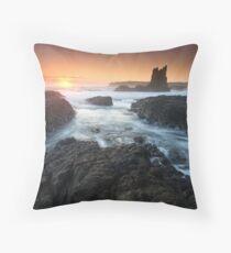 """""""Cathedral Sunrise"""" ∞ Kiama, NSW - Australia Throw Pillow"""