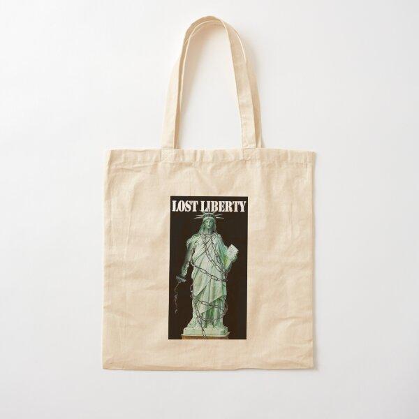 Lost Liberty Cotton Tote Bag