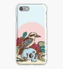 Laughing bird iPhone Case/Skin