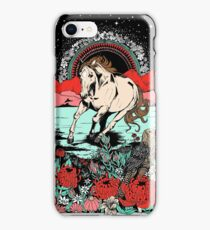 Pony Gold iPhone Case/Skin