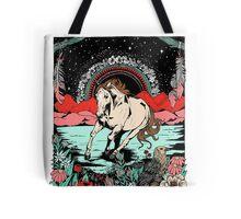Pony Gold Tote Bag