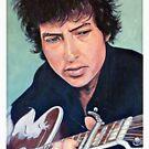 Bob Dylan by Tom Roderick