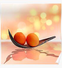 Orangenzauber Poster