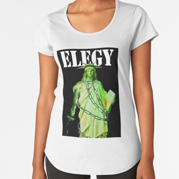 Elegy Premium Scoop T-Shirt