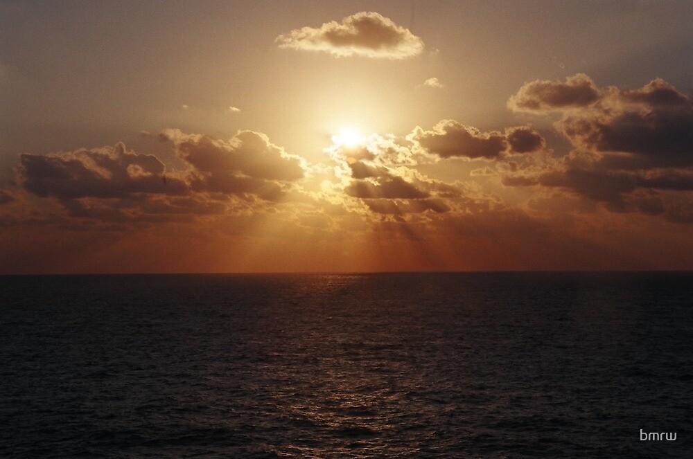 Caribbean Horizon  by bmrw