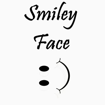 Smiley Face by tottenham07