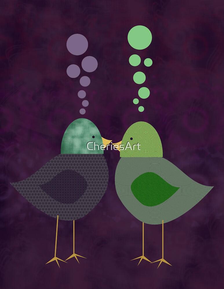 Birdies by CheriesArt