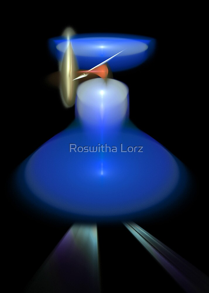 Lamp by RosiLorz