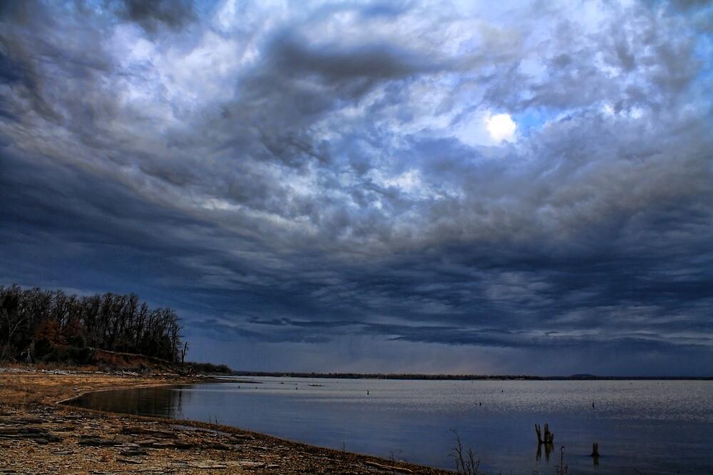 It Was A Dark And Stormy Night.... by Carolyn  Fletcher