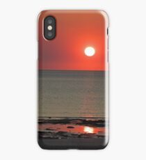 Sunset, Cable Beach, Broome, Western Australia iPhone Case
