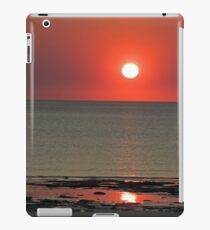 Sunset, Cable Beach, Broome, Western Australia iPad Case/Skin
