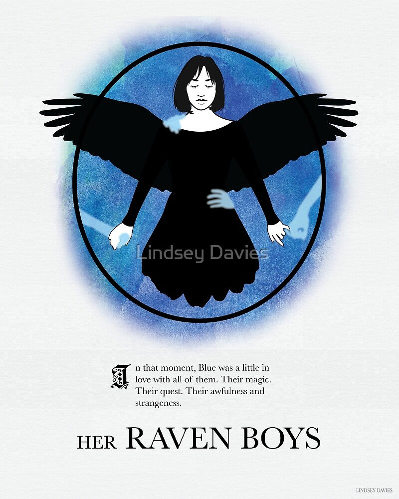 Her Raven Boys by Lindsey Davies
