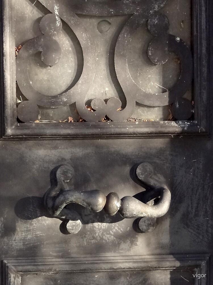 What's Behind Door no. 1? by vigor