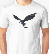 How To Train Your Dragon Toothless Design T-Shirt