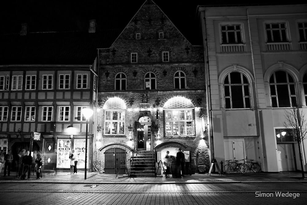 Irish Pub by Simon Wedege