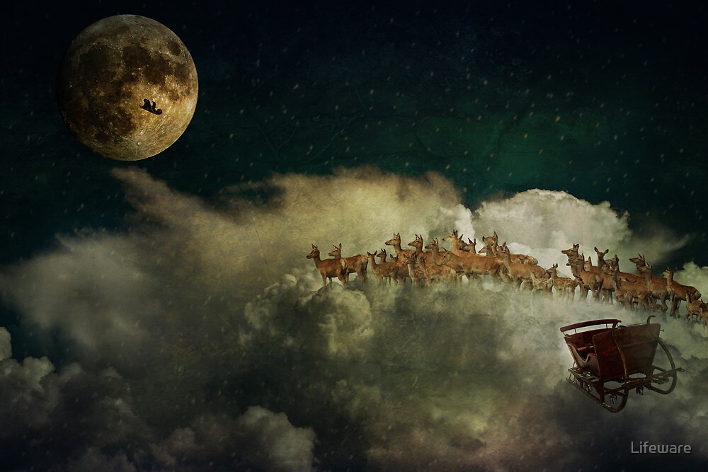 Where is Santa? by Lifeware