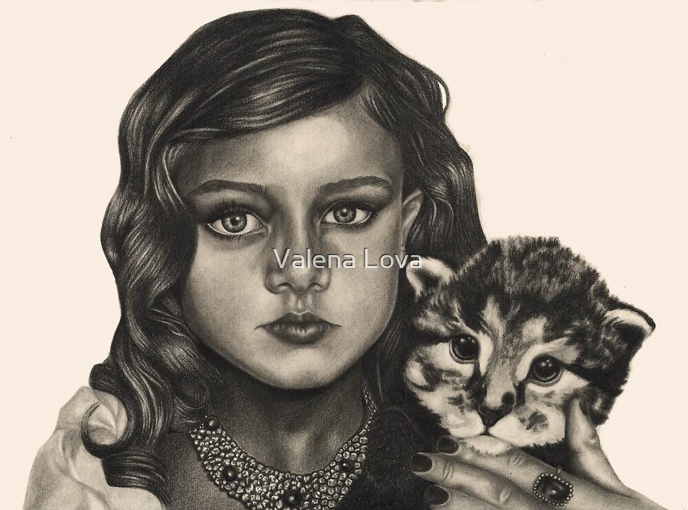 'Rich Girl'  by Valena Lova