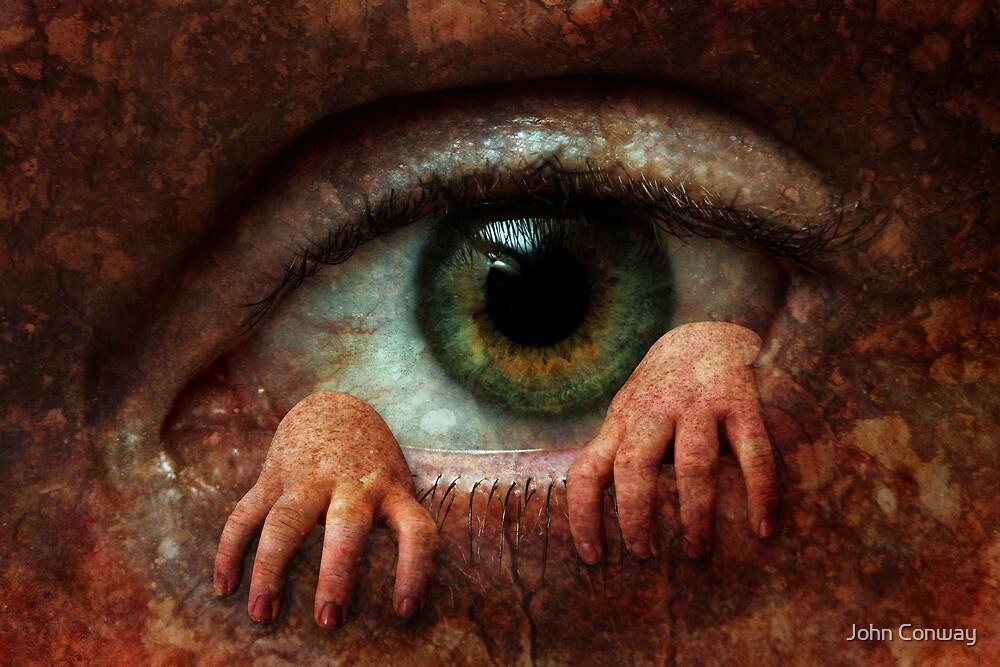 Something in my eye by John Conway