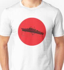 Neon Genesis Evangelion - EVA Unit 02 (Boat Lift) T-Shirt