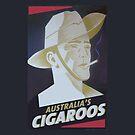 Cigaroos_black by Lampshaders