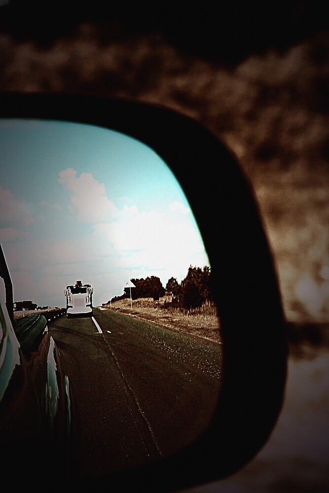 On the Road Again by Trish Mistric