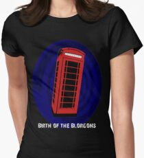 The Inspector Women's Fitted T-Shirt