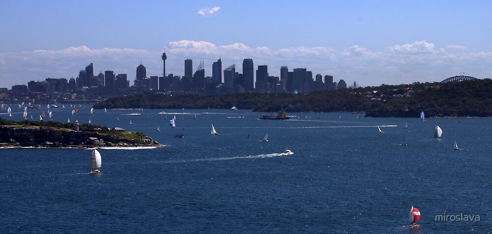 north head manly - so many by miroslava