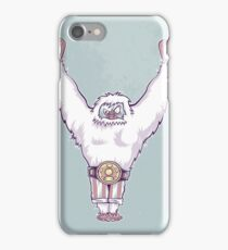 Y is for 'Ya Did It' Yeti iPhone Case/Skin