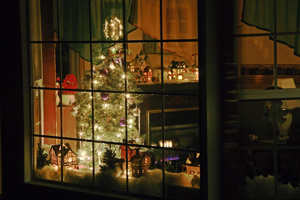Looking In On Christams by Geno Rugh