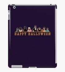 Greendale Halloween (Season 2) - Happy Halloween iPad Case/Skin