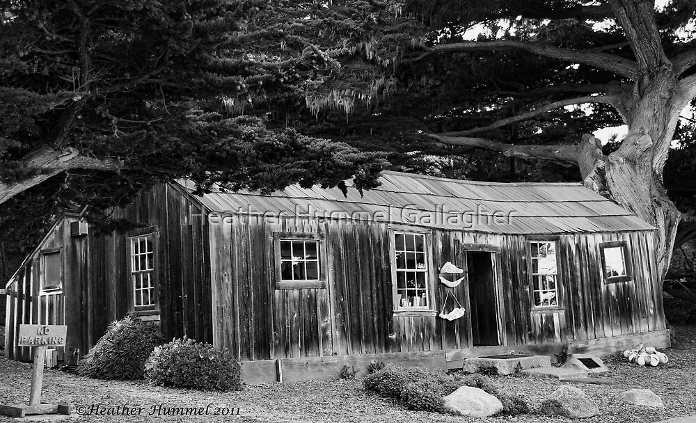 Whalers' Cabin by GreenSaint