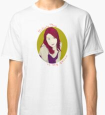 Felicia Day is My Queen Classic T-Shirt