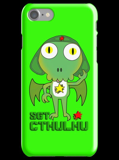 Sergeant Cthulhu (English version) by Anthony Pipitone