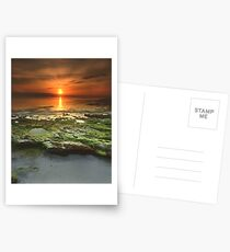 """Greenfield Sunrise"" ∞ Vincentia, NSW - Australia Postcards"