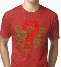 Why? Tri-blend T-Shirt