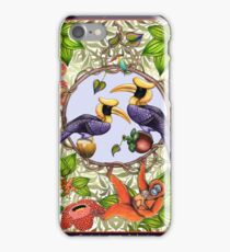 Jungle Acrobat by Ro London - Menagerie Collection iPhone Case/Skin