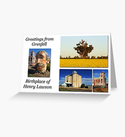 Grenfell Greeting Card