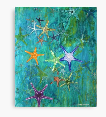 Starfish 2 Canvas Print