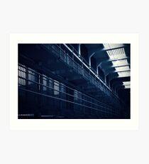 Jail Time Art Print