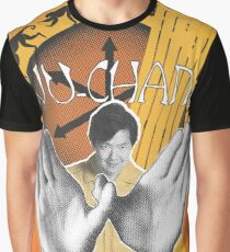 Wu-Chang Ain't nuttin to F•ck With Graphic T-Shirt