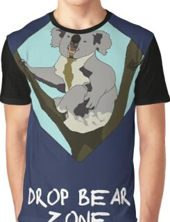 Drop Bears Preservation Society Graphic T-Shirt