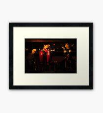 Muppet Rock Framed Print