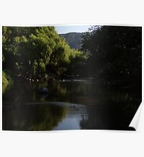 Paradise River Cuale - Paraiso Rio Cuale  Poster